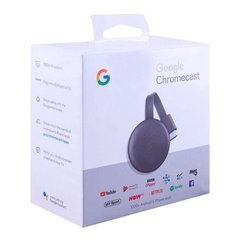 Google Chromecast 3 3ra Gen. Smart Tv Full Hd Caja Sellada! en internet