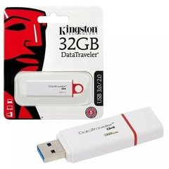 Pendrive Kingston 32gb Dt G4 Datatraveler Usb 3.0 3.1 en internet
