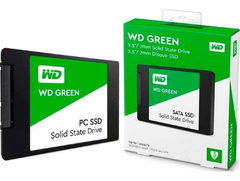 Disco Solido Ssd Western Digital Green 480gb Sata 2.5' - TecnoEshop CBA