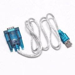 Cable Usb A Serial Db9 Rs232 9 Pin - TecnoEshop CBA