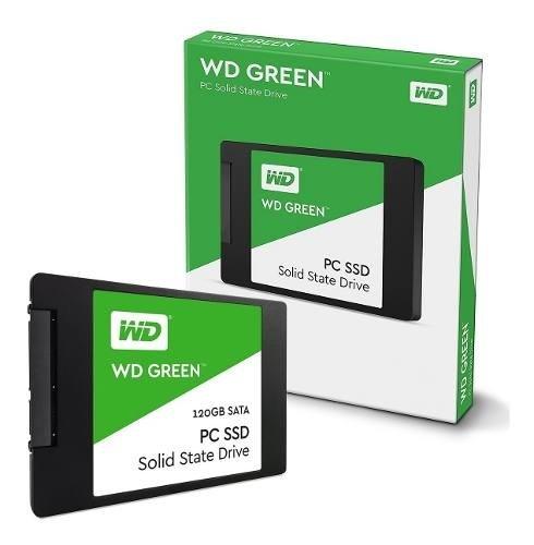 Disco Solido Ssd Western Digital Green 120gb Sata 2.5'