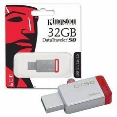 Pendrive Kingston 32gb Dt50 Datatraveler Usb 3.0 3.1 en internet