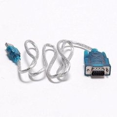 Cable Usb A Serial Db9 Rs232 9 Pin - tienda online