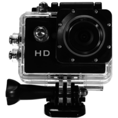 Cámara Deportiva Sumergible Waterproof Full Hd 1080p Accesor