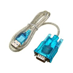 Cable Usb A Serial Db9 Rs232 9 Pin