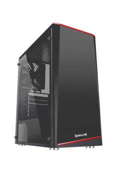 Gabinete Redragon Ratchet Gc-530 Lateral Acrilico Usb 3.0