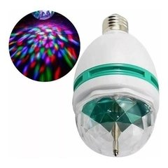 Lampara Led Giratorio 3w Foco 3 Colores Bolichera