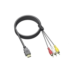 Cable Hdmi A Rca 1,5 Mts