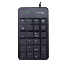 Teclado Numerico Usb Netmak Nm-kb250 Pc Notebook Usb