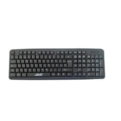 Teclado K-608 Cable Usb 105 Teclas Pc Notebook en internet