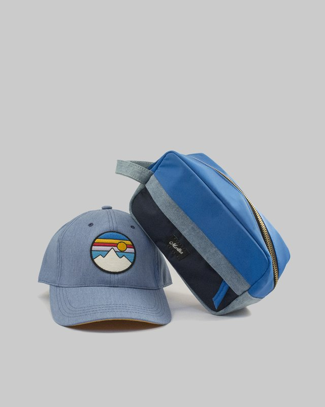 COMBO GORRA + TRAVEL KIT