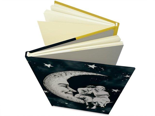 f86d80d93c0724 Caderno Duplo Sol e Lua Início . Cadernos . Cadernos Duplos . Caderno Duplo  Sol e Lua