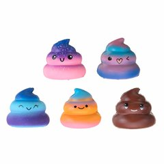 Squishy poo. Confirmar por Whatsapp disponibilidad de color