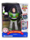 Buzz lightyear Animatronico Toy Story