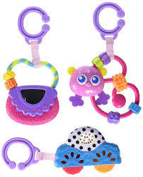 sonajeros en pack playgro go with me rattle pack pick