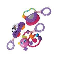 sonajeros en pack playgro go with me rattle pack pick en internet
