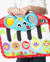 piano primera infancia playgro music and light piano and kick pad
