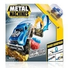pista metal machines road