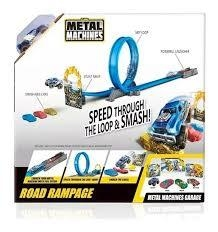 pista metal machines road - comprar online