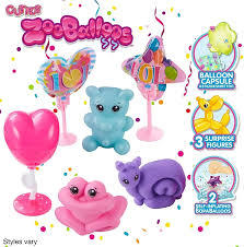 zooballos squishy con stikers