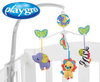 móvil/cunero playgro jungle friends musical mobile