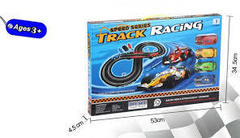 Pista tipo Scalextric