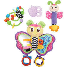 sonajeros en pack playgro butterfly fun pack en internet