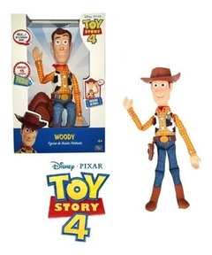 Woody Interactivo Toy Story