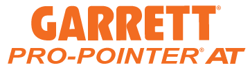 logo do detector PRO-POINTER AT Garrett