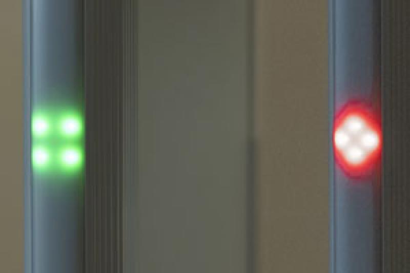 Luzes sinalizadora de Pare ou siga