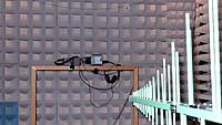Fazendo teste com o detector Deepmax z1 contra interferência elétrica