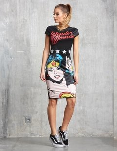 Vestido Wonder Woman anatomic