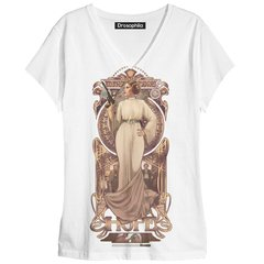 Remera Hope escote V