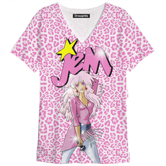 Remera Jem animal pink