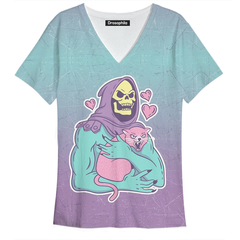 Remera sweet Skeletor