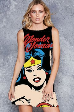 Wonder Woman Play Dress