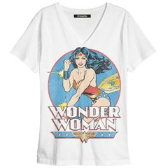 Remera escote V. RETRO WW