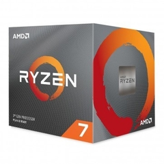 Processador AMD Ryzen 7 3800X Box (AM4 / 8 Cores / 16 Threads / 3.9GHz / 36MB Cache / Cooler Wraith Prism RGB) - *S/Vide