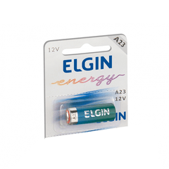 PILHA 12V A23 ELGIN ENERGY