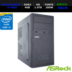 Microcomputador NTC PC I5 8030 PRICE AR (I5-4460/4GB/HD1.0TB/DDR3)