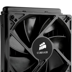WaterCooler Gabinete Corsair H55 Hydro Series Quiet Edition 1 Fan 120mm CW-9060010-WW - comprar online