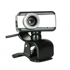 WebCam BrazilPC V4 1.5MP 640x483 C/Microfone USB Preto/Prata na internet
