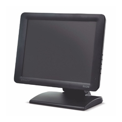 Monitor Elgin E-Touch 2 Tela 15,3 Capacitiva HDMI/VGA Preto