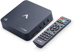 SMART TV BOX AQUARIO STV-2000 ANDROID 7.1.2 C/ CONTROLE