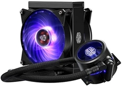 WaterCooler Gabinete Coolermaster Masterliquid PRO 120 RGB 1 Fan 120mm MLY-D12X-A20PC-R1