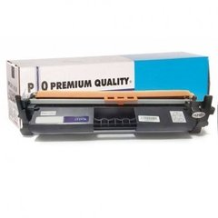 TONER COMPATIVEL PRETO CF217A SEM CHIP