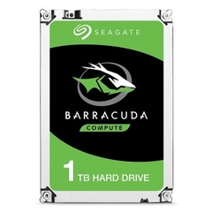 HD Desktop Seagate Barracuda 1TB SATA3 7200RPM 64MB 3,5""