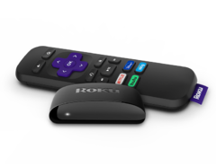 TV BOX - Roku Express Dispositivo Streaming Player, Full HD, Conversor Smart TV, com Controle Remoto - 3930