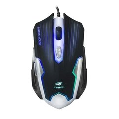 Mouse Gamer C3TECH MG-11BSI 2400DPI Preto Led Multicolors - comprar online