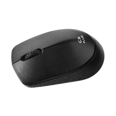 MOUSE WIRELESS C3TECH PLUS M-W17BK 1000dpi PRETO